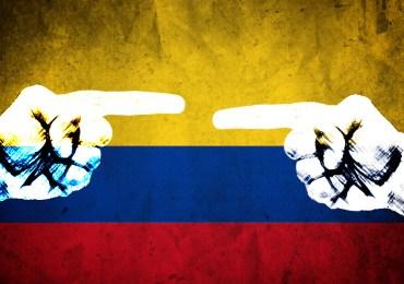 Colombia polarizada