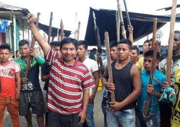 1500 indígenas se sumarán a paro de desplazados en Riosucio, Chocó