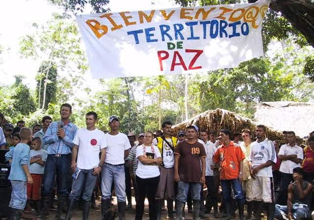 Comunidades del Catatumbo empiezan a construir agenda de paz