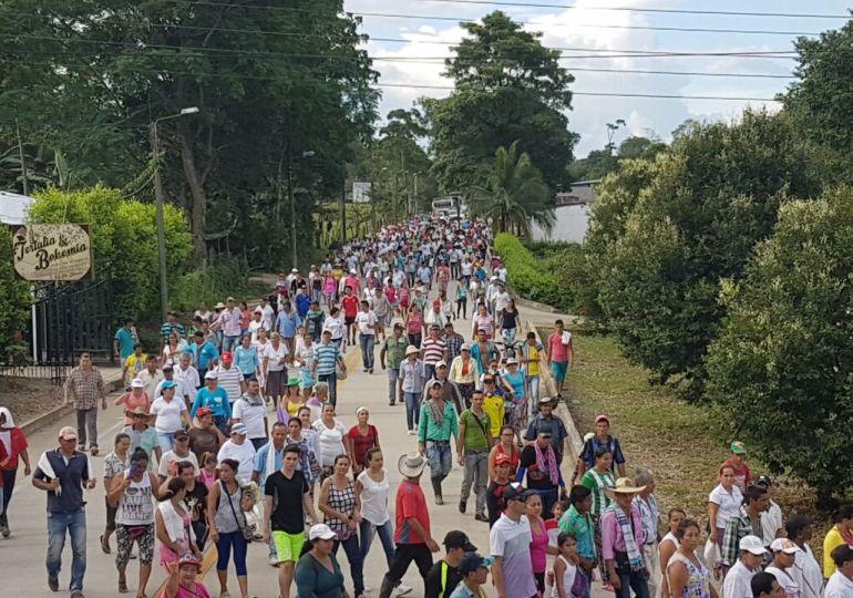 Doncello, Caquetá se prepara para prohibir actividad petrolera en su territorio