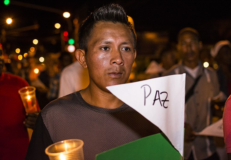 Comunidades del país empiezan a vivir el sueño de la paz