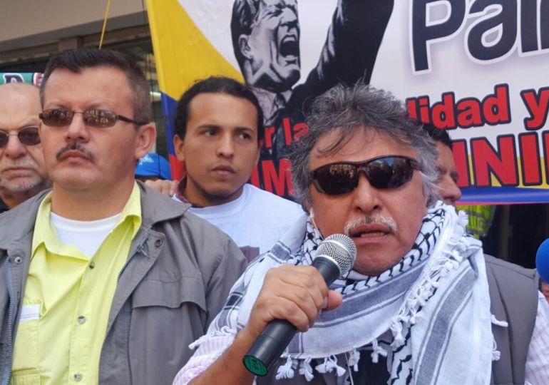 Jesús Santrich en cuidados intensivos luego de 18 días de huelga de hambre