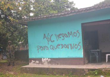 Amenazan de muerte a líder social y escoltas en Riosucio, Chocó