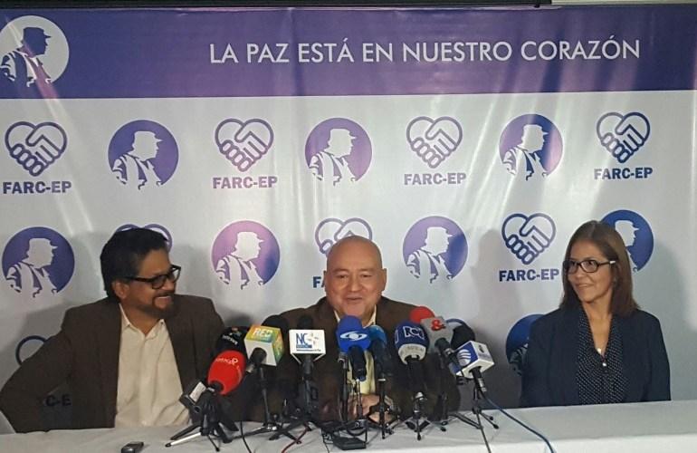 Partido de las FARC empezará vida política el primero de septiembre