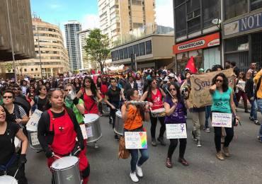 Conmuévete y Muévete, una campaña contra los feminicidios y asesinatos de líderes