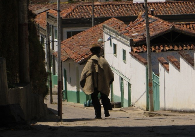 Campesinos reclaman su derecho a vivir y cuidar del páramo de El Cocuy