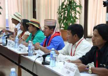 Comunidades étnicas denuncian exclusión de implementación de acuerdos de paz