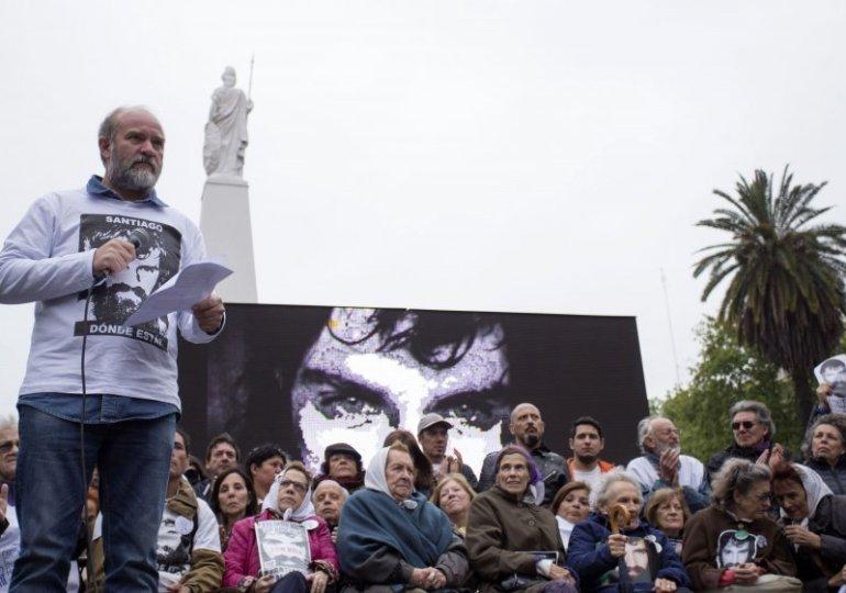 Se cumplen dos meses de la desaparición de Santiago Maldonado en Argentina