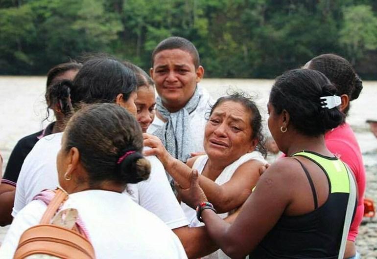 Ante militarización, comunidades en Tumaco piden respeto por sus derechos