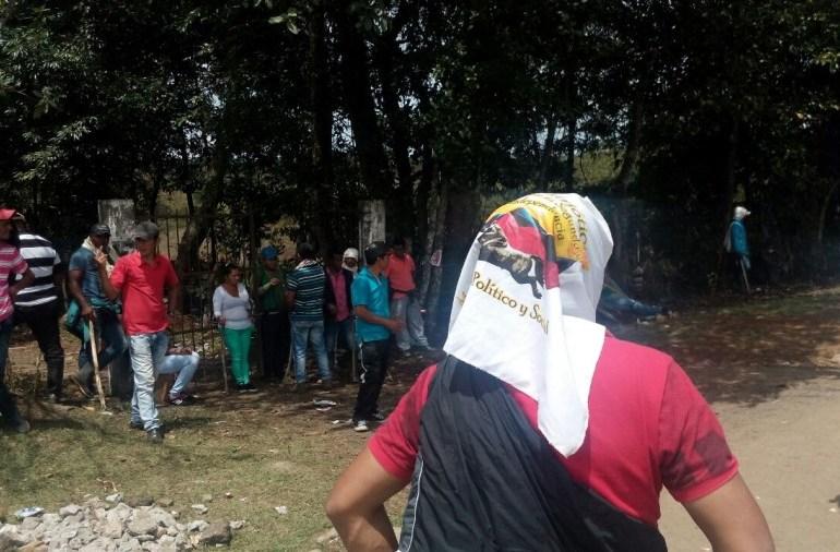 Arranca diálogo de campesinos del Paro Nacional con el Gobierno