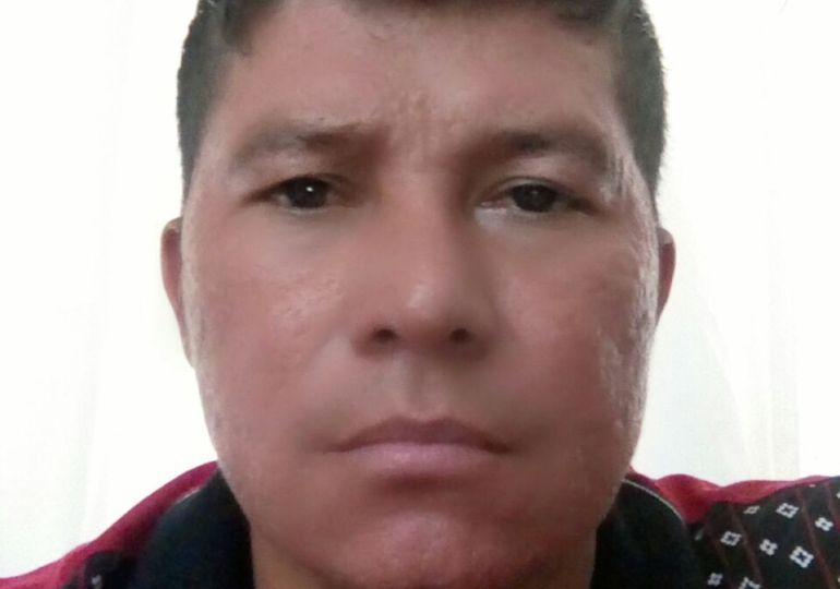 Asesinan a Gonzalo Martínez, líder social en Pechindé Córdoba