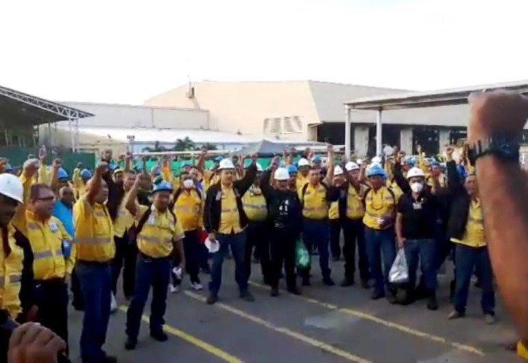 ¿Por qué el 98% de los trabajadores del Cerrejón están dispuestos a iniciar una huelga?