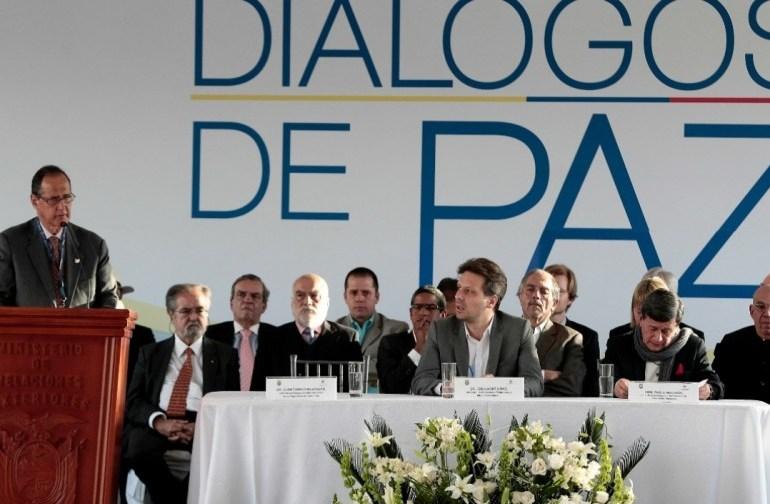 """Proceso de paz con el ELN es """"un bien público"""" y debe retomarse: Movimientos Sociales"""