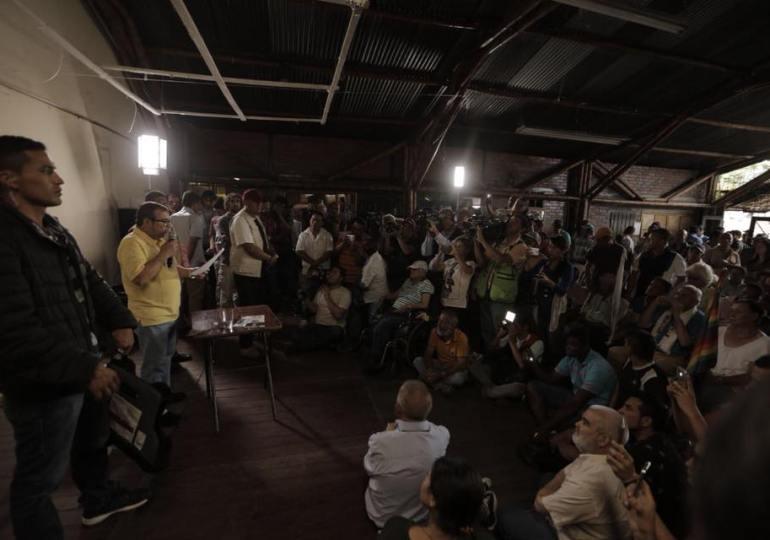 La respuesta de la FARC ante las agresiones en Pereira