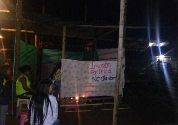 Fuerza Pública arremete contra comunidad en Popayán