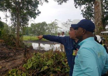 """Minambiente """"menosprecia"""" plantón ante desastre ambiental en la Lizama"""