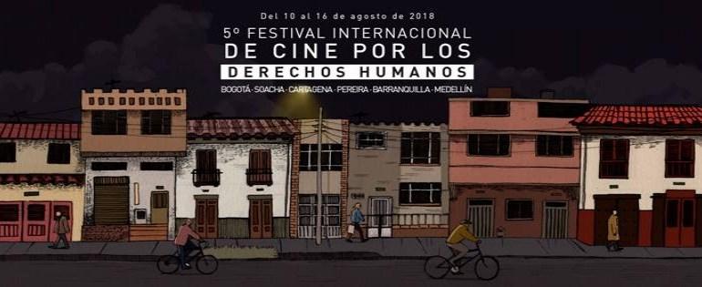 5 ciudades en 5 años del Festival de cine por los Derechos Humanos