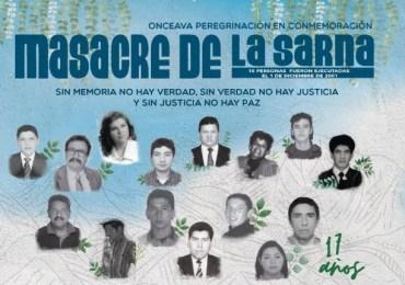 Diecisiete años de memoria y Resistencia: Páramo de La Sarna