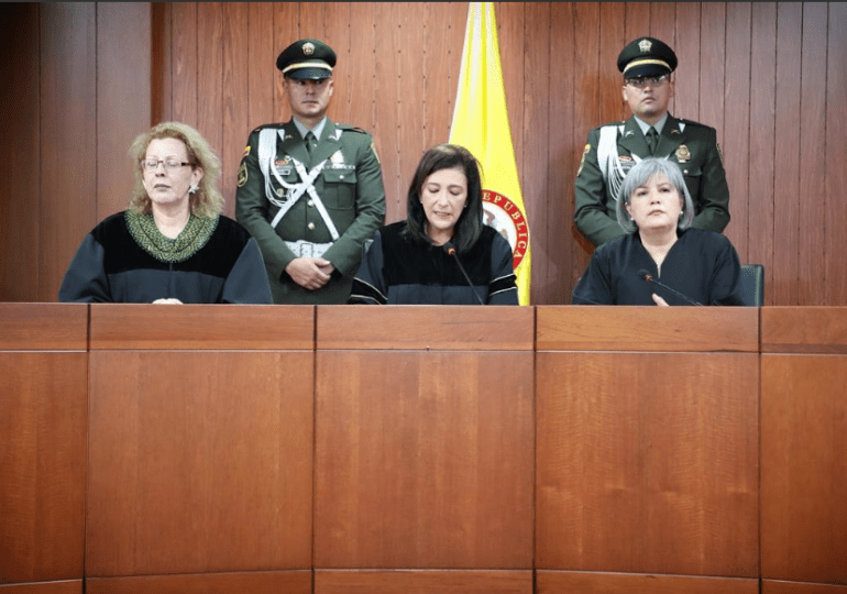 Colombian courts reject US decision to revoke visas of top judges