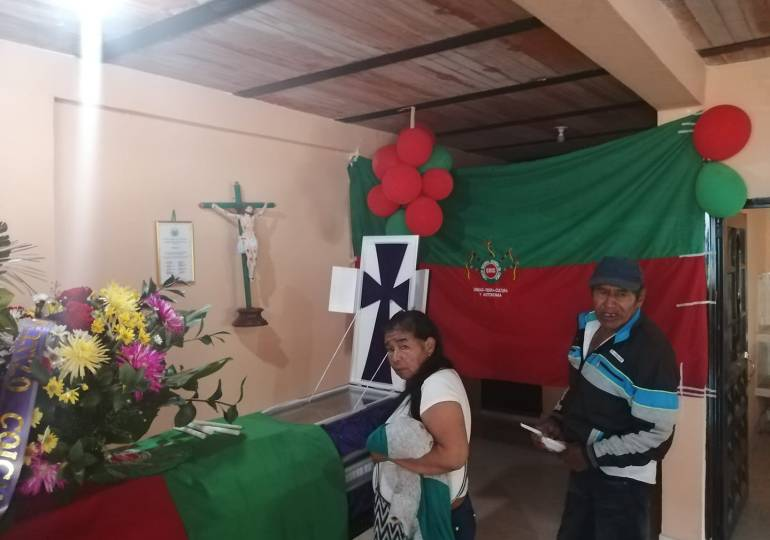Kevin Mestizo Coicué and Eugenio Tenorio die following attack on Indigenous Guard