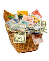Currency basket