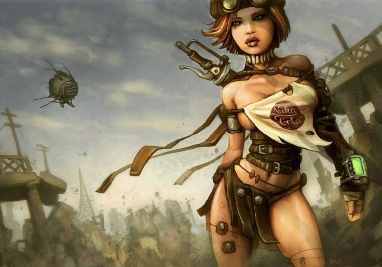 Ben-Newman-Fallout-Girl