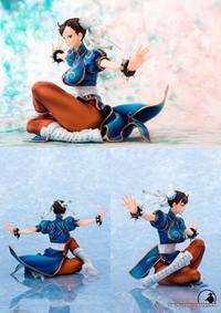 Street Fighter III 3rd Strike- Fighters Legendary Chun-Li