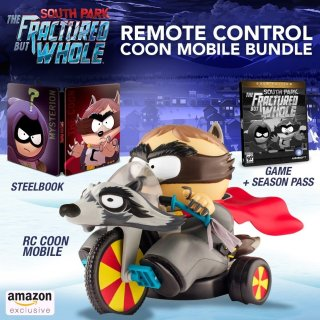 South Park Scontri Di Retti RC Coon Mobile