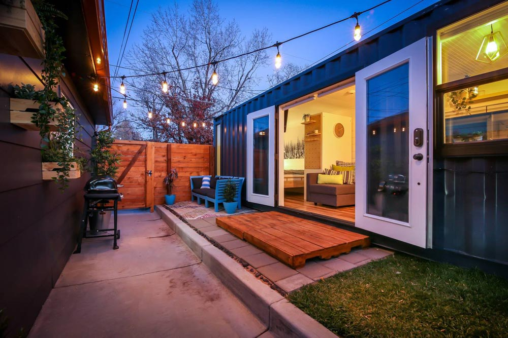 Container Homes - cover