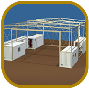 Converted Shipping Containers - Custom
