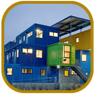Converted Shipping Containers - Office Containers