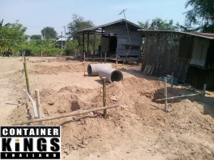 Container Kings Thailand - Accommodation Unit 40ft A 003
