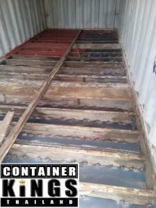 Container Kings Thailand - Accommodation Unit 40ft A 010