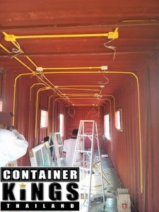 Container Kings Thailand - Accommodation Unit 40ft A 013