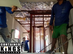 Container Kings Thailand - Accommodation Unit 40ft A 014