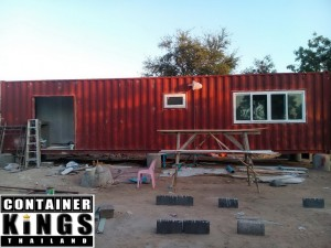 Container Kings Thailand - Accommodation Unit 40ft A 019