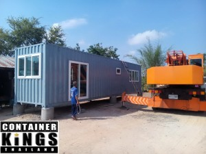 Container Kings Thailand - Accommodation Unit 40ft A 027