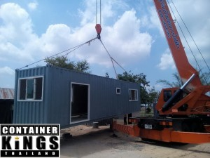 Container Kings Thailand - Accommodation Unit 40ft A 028