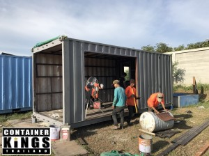 Container Kings Thailand - Accommodation Unit 003
