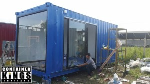 Container Kings Thailand - Accommodation Unit 009