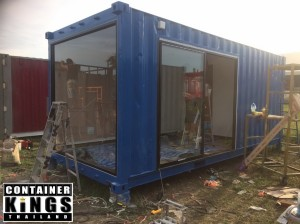 Container Kings Thailand - Accommodation Unit 010