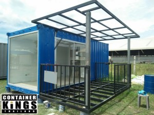 Container Kings Thailand - Accommodation Unit 011