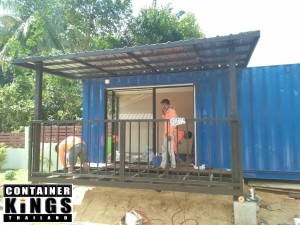 Container Kings Thailand - Accommodation Unit 019