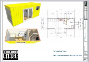 Container Kings Thailand - Office 000