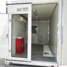 20ft High Cube Switchgear Enclosure