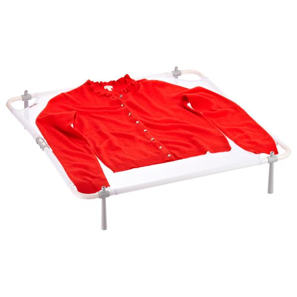 oxo good grips folding sweater drying rack