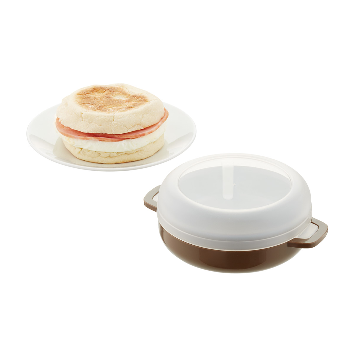 progressive breakfast sandwich maker