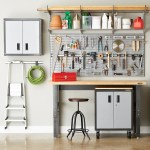 Elfa Utility Gladiator Garage Shelving The Container Store