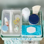 Nursery Storage Cart Accessories The Container Store