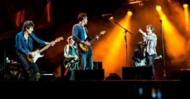 Rolling Stones & John Mayer
